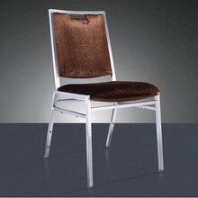 Качественные прочные складные стальные банкетные стулья LQ-T8020B