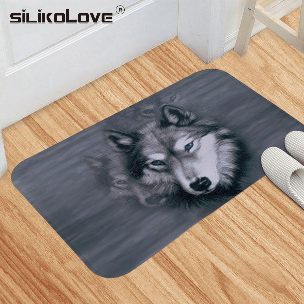 Non-Slip Pebble Flannel Bathroom Bath Rug Foam Pad Mat Shower Floor Carpet 40*28