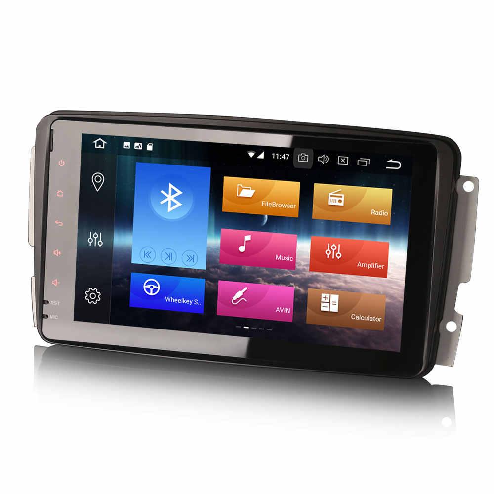 """9 """"Android 8,0 OS navegación Multimedia del coche GPS Radio para mercedes-benz Clase A W169 2005-2012 y Sprinter 2006 + y Vita 2006 +"""