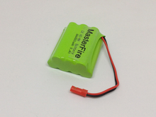 MasterFire 9PACK/LOT New Original 8.4V 800mAh 7x AAA Ni-MH RC Rechargeable Battery Pack fo Helicopter Robot Car Toys with Plugs