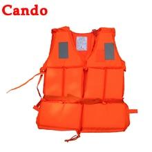 Water Life Jacket Life Vest Super Light Buoyancy Vest Float Ring Swim Snorkeling Dive Suit Equipment Swim Adult Kids