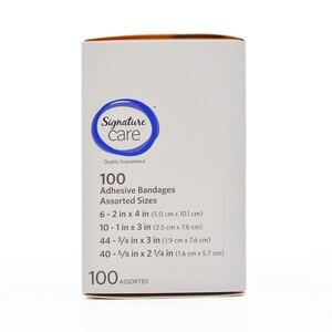 Image 5 - 100 PCS/1 Box Assorted Größen Sterile Vielzahl Pack Klebstoff Bandagen Erste Hilfe