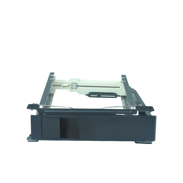 "New Arrival Plastic Stock 3.5"" Ide Optibay 3.5in Sata Internal Hdd Mobile Rack For High Definition Media Player"