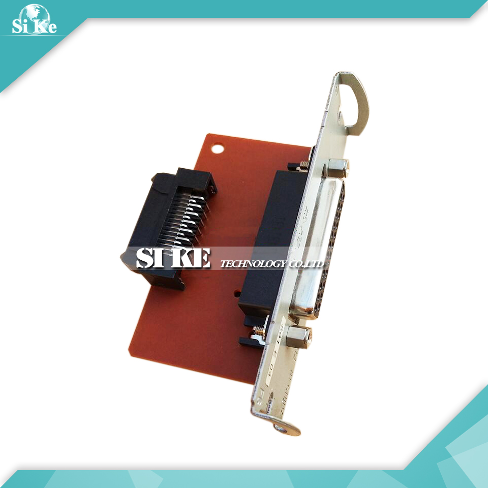 ФОТО Free shipping 100% tested Parallel interface board for EPSON TM-U220 TMU220PA TMU220PB TMU220PD TM88III