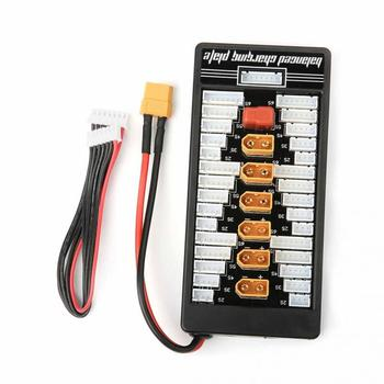 RC 2S-6S Lipo Battery Parallel Charger Plate XT60 Connector For Iflight B6 parallel