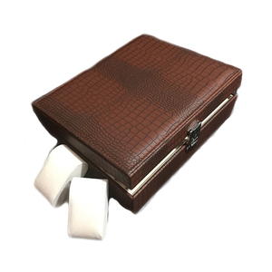 Image 3 - New Pattern Pu Leather Jewelry Box Princess Storage Box High Quality 4 Color Jewelry Casket Gift box For Woman