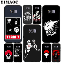 Naruto's cover/case for Samsung Galaxy S9 S8 Plus S7 S6 Edge A5 A3