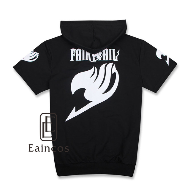 Fairy Tail Tee Shirts Party Costume