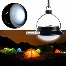 Кемпинг открытый светильник 60 светодиодный портативный зонтик палатка ночник походный фонарь 07NOV