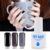 Spróbuj darmowa wysyłka three kroki paznokci paznokci żelem profesjonalne fioletowy urocze bezwonny długotrwałe (da094 ~ da124)