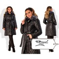 Women's autumn coat fashion coat a new coat buttoned