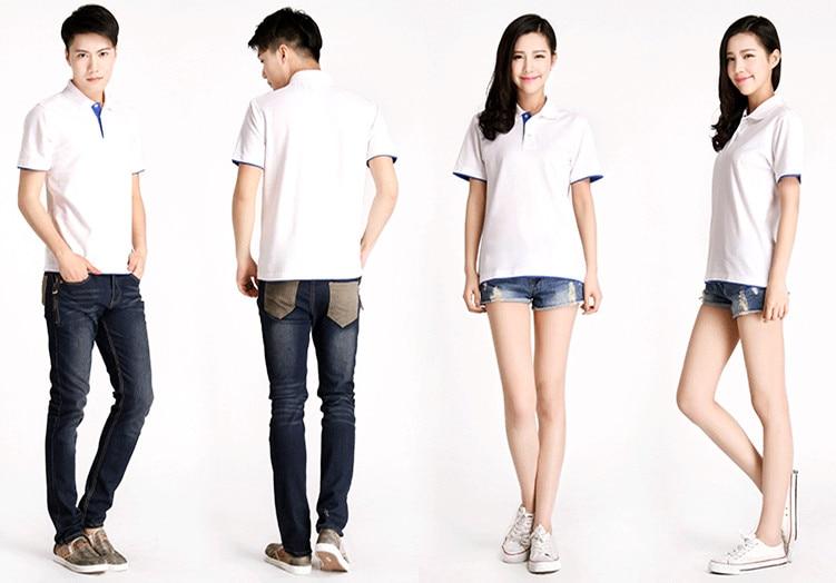 Brand New Men's Polo Shirt High Quality Men Cotton Short Sleeve shirt Brands jerseys Summer Mens polo Shirts 37