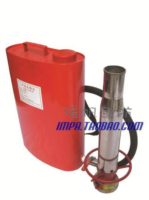 304 PQ8 tragbare air schaum flüssigen schaum applikator einheit 20L ...