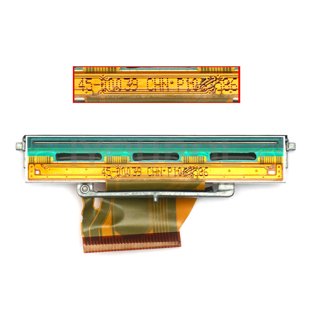 New Thermal Printhead Assembly for Zebra ZQ510 P1063586 Mobile Printer new thermal printhead assembly for zebra qln320 p1031365 001 mobile printer
