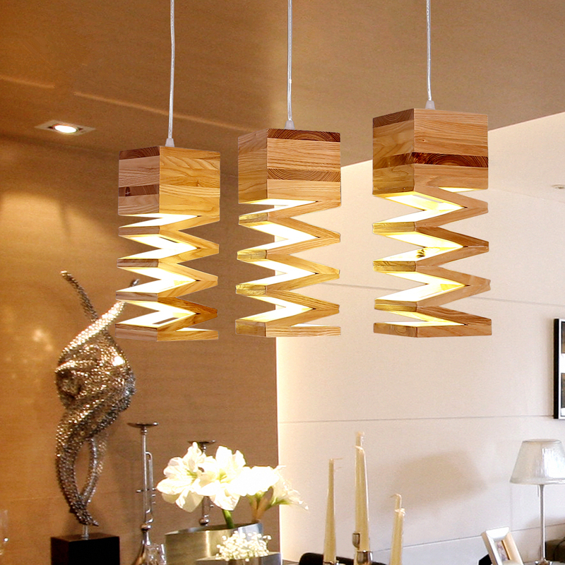 Modern-Lamps-Pendant-Lights-Wood-Lamp-Restaurant-Bar-Coffee-Dining-Room-LED-Hanging-Light-Fixture-Wooden (2)