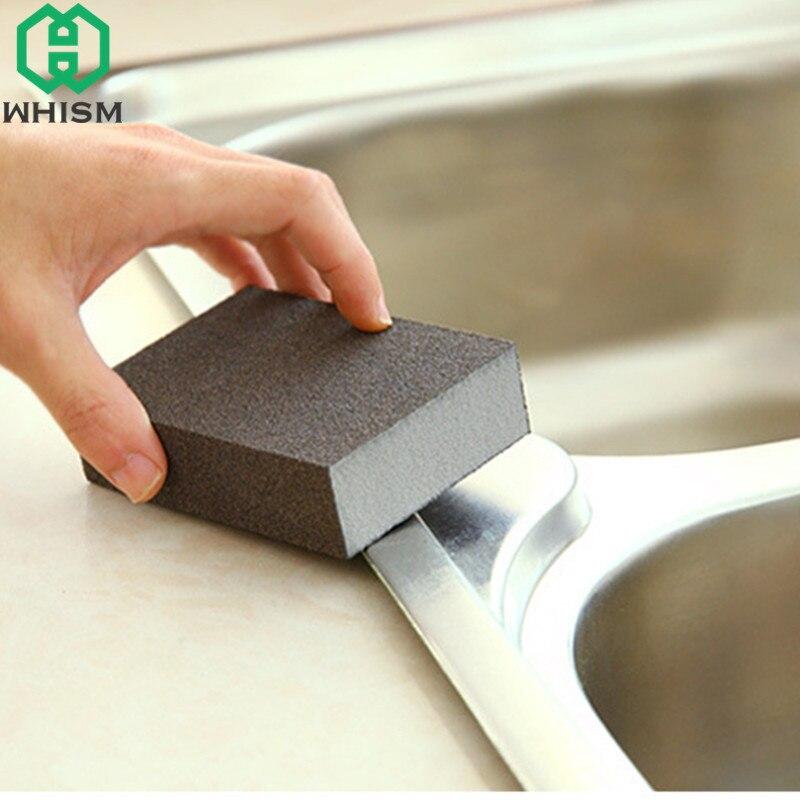 WHISM Кухня Magic Nano меламина губка удаления ржавчины ластик прочный чище губка для мытья посуды многофункциональный инструмент для очистки