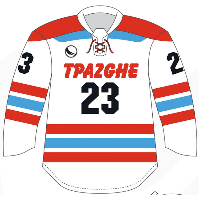 Sublimated cheap blank fashion design custom hockey jerseys-in ... a15828fccaf