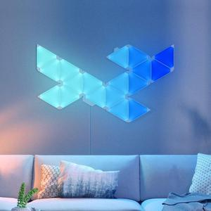 Image 5 - Ban Đầu Youpin Nanoleaf Full Màu Thông Minh Lẻ Đèn Ban Công Việc Với Cho Apple HomeKit Google Nhà Tùy Chỉnh Cài Đặt 4/1 Hộp