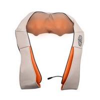 HOT Back Massage U Shape Electrical Shiatsu Back Neck Shoulder Massager EU Plug And Flat Plug