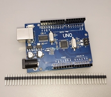 2016 high quality One set UNO R3 CH340G MEGA328P for Arduino UNO R3 NO USB CABLE