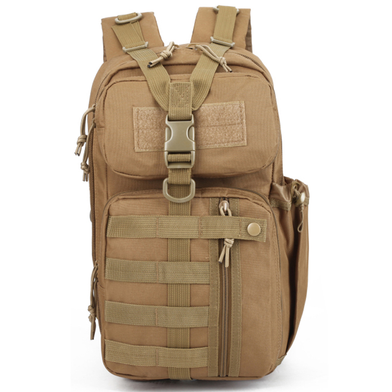 2018 NEW 3P Tactical Backpack Archery bag Knapsack Women Assault Cordura Bag Packsack Man Backpacks Hiking Traveling Running