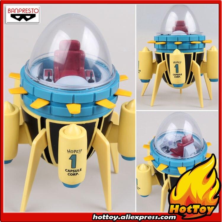Sale 100 Original Banpresto MEGA WCF Collection Figure Time Machine from Dragon Ball Super