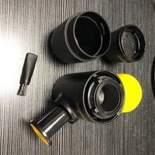 Yellow Design Manual Coffee Maker Hand Pressure Portable capsules coffee machine for Nespresso Capsules