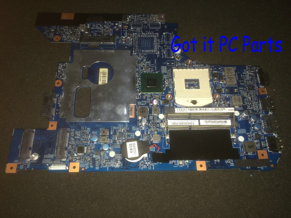 FREE SHIPPING NEW Laptop motherboard 48.4PA01.021 LZ57 MB Suitable for Lenovo V570 notebook