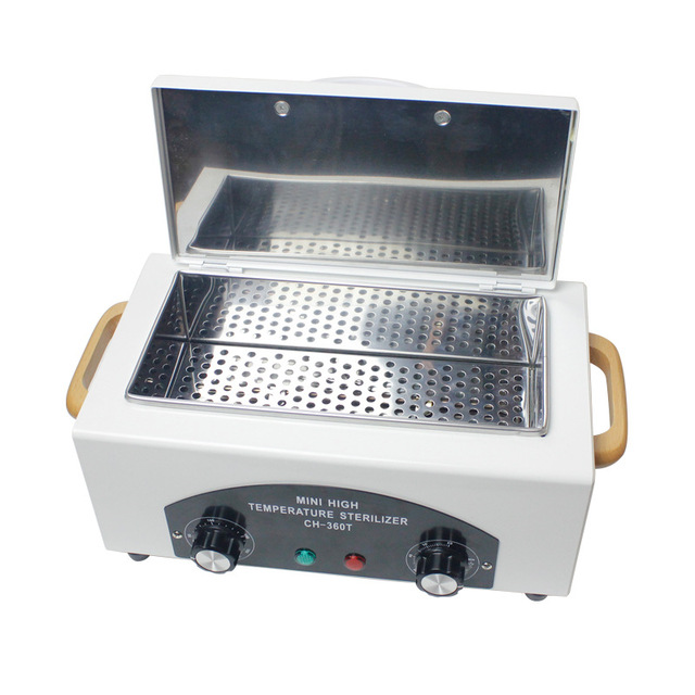 Autoclave Sterilizer For Nail Salon Ch 360t Hot Air Sterilizers Disinfection Portable Mini Sterilisator
