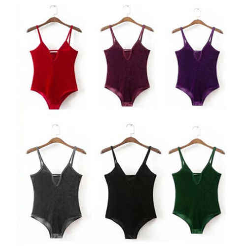 Kobiety dziewczyna moda strój kąpielowy jednoczęściowy strój kąpielowy aksamitny bandaż seksowny strój kąpielowy body kombinezon trykot catsuit dla kobiet
