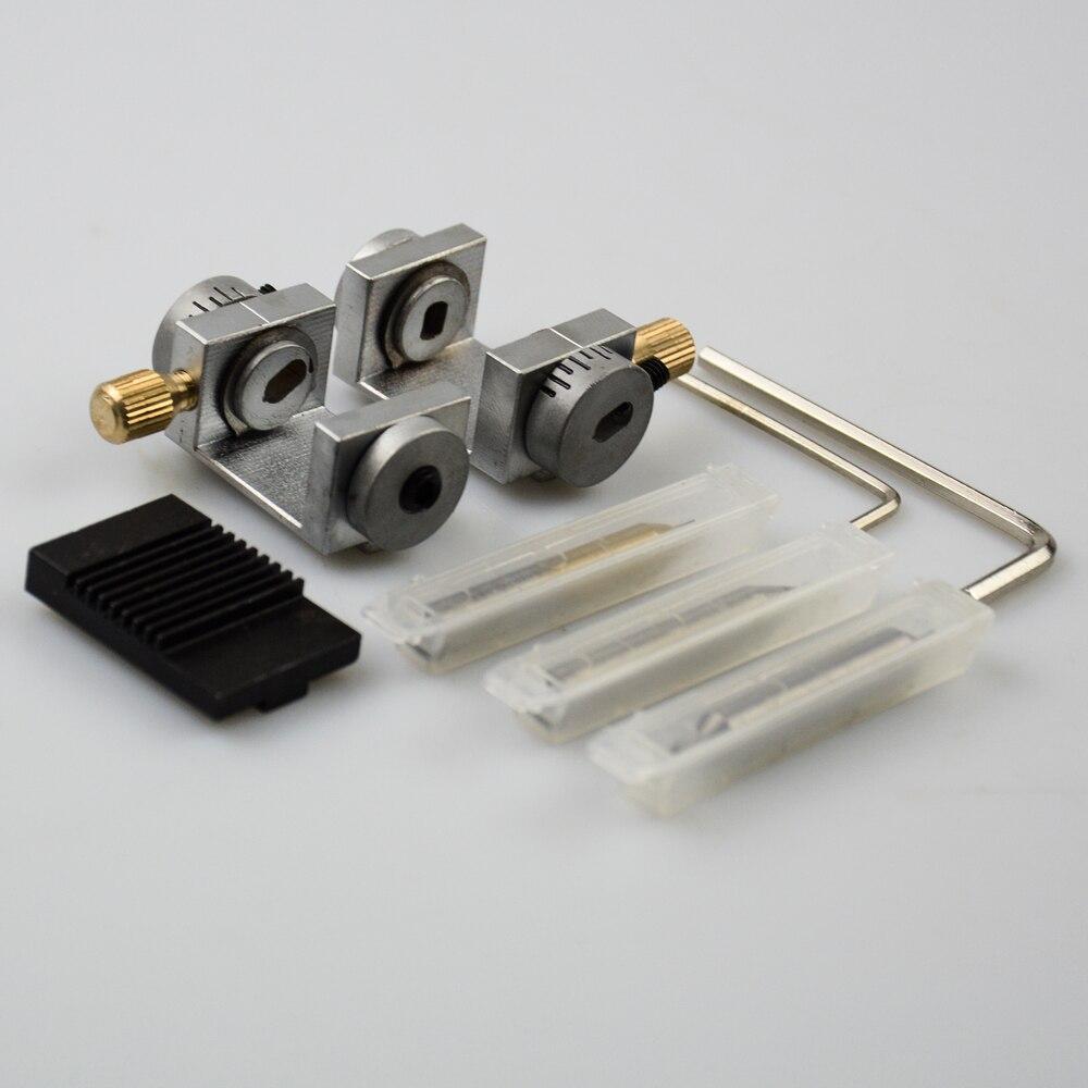 Machine Clamp Ford Cutting Locksmith Mondeo Machine Key Ford Accessories Copy Duplicating Tools For Fixture Key Jaguar Car CHKJ
