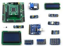 Open 3S250E Package B # XILINX Spartan XC3S250E Spartan-3E FPGA Development Board + LCD 1602 + LCD 12864 + 12 Modules