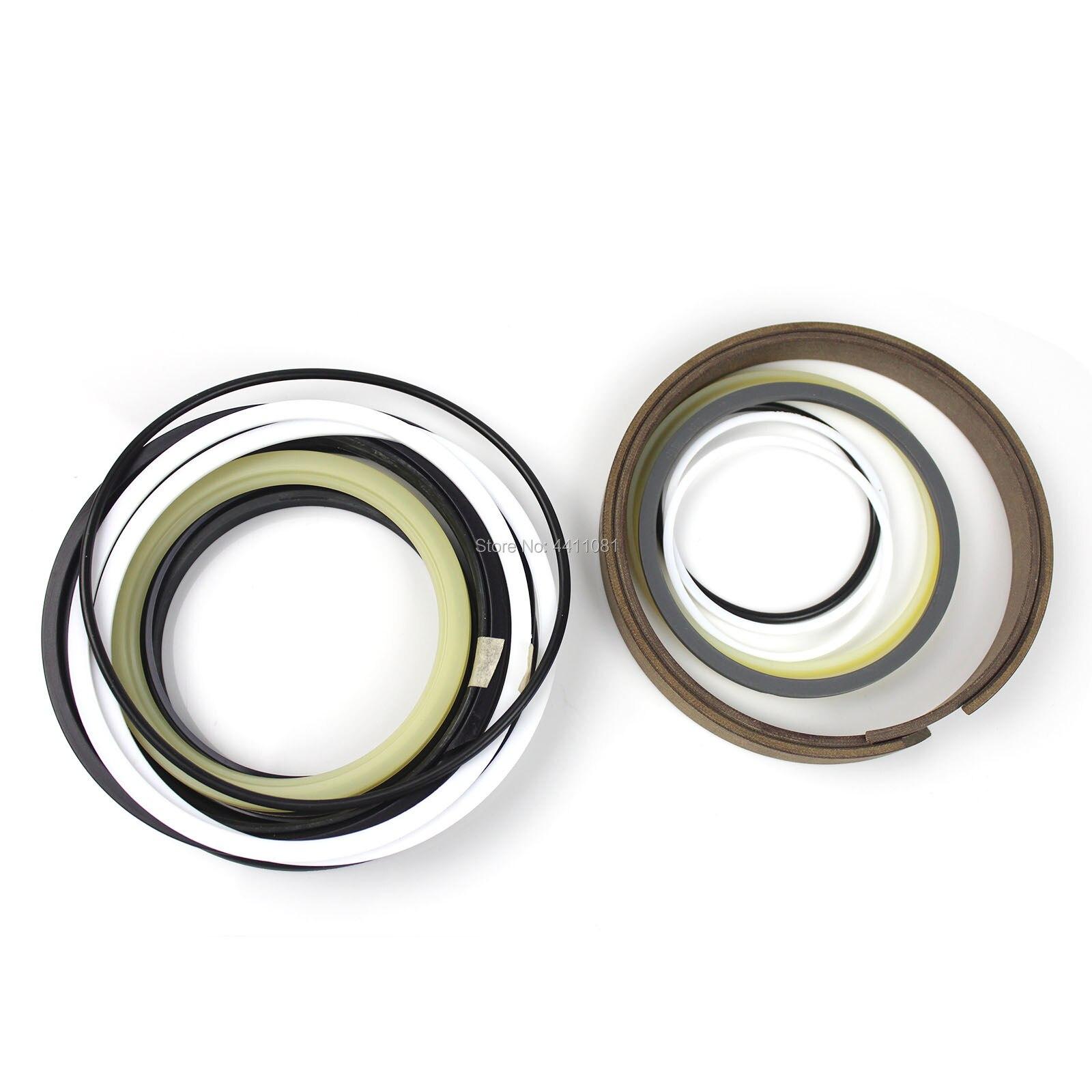 For Kobelco SK60-5 Bucket Cylinder Seal Repair Service Kit YR01V00003R300 Excavator Oil Seals, 3 month warranty solenoid valve skc5 g24 106 1 for kobelco excavator sk60 5