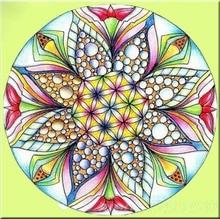 5D Diy Diamond Painting Embroidery Flower Mandala 3D Mosaic Pictures Of Rhinestones Crafts Needlework