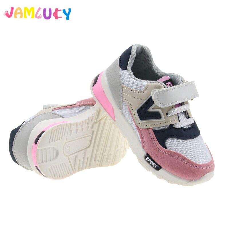 6133146e3a6 Kinderen Sneakers Kinderschoenen Meisjes Lente Lichte loopschoenen ...