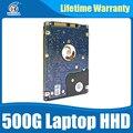 DISCO DURO Original de la Marca nueva unidad de disco duro 2.5 disco duro portátil de 500 GB 8 MB Sata3 5400 rpm 3 años de Garantía
