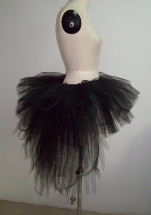free shipping New Sexy Dancewear Trailing Skirt Tulle TUTU 7019