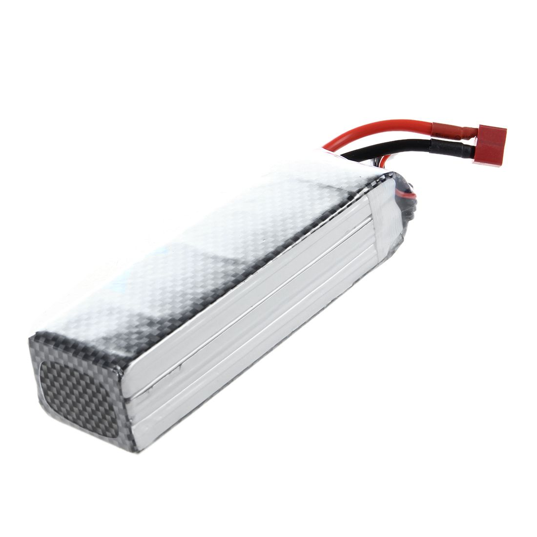 New Rechargeable 6000mAh 11.1V 40C 3S LiPo RC Battery Pack for RC Car Truck Airplane image