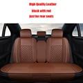 4 pcs assento De carro de Couro cobre Para Lexus RX LX NX EX CT RC É GS GX400 GX460 GX470 acessórios do carro styling