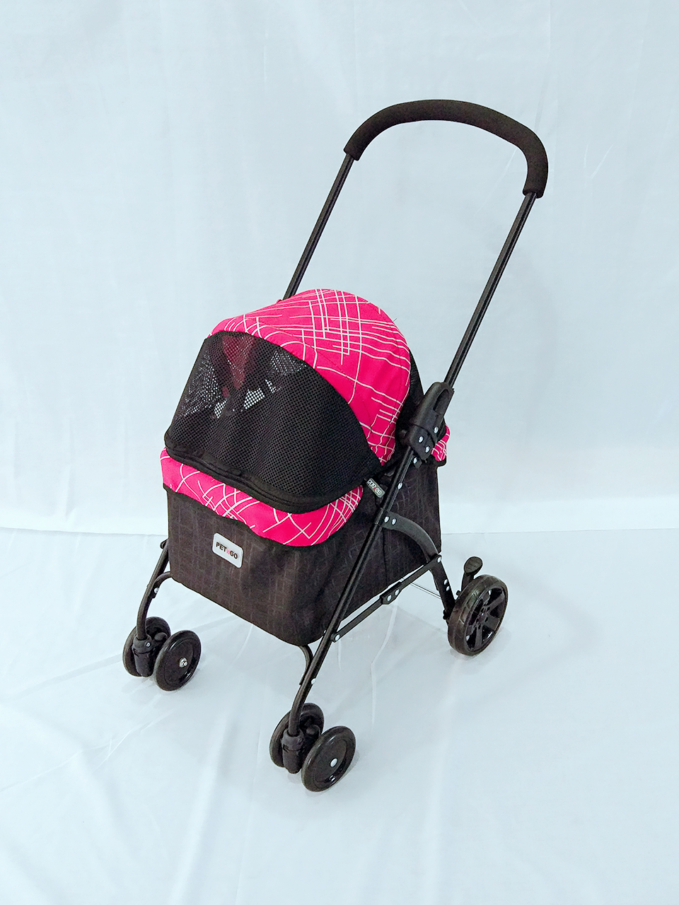 Fashion Portable Mini Cat Stroller Foldable Lightweight