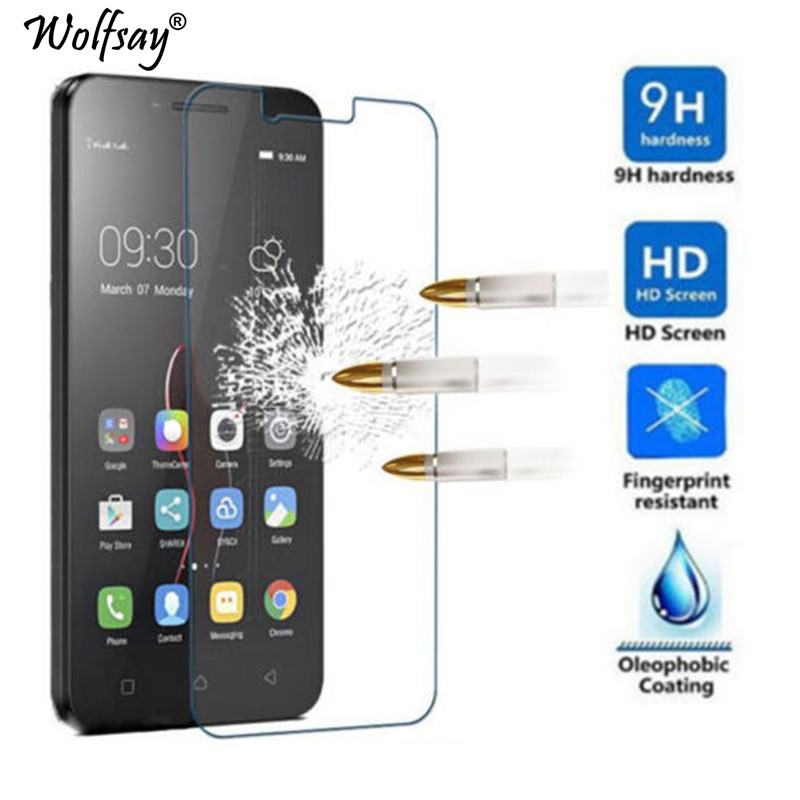 Uppbo Tempered Glass For Lenovo Vibe C Lenovo A2020 A2020a40 S6 Phab