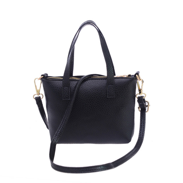 Women Fashion  female bags quality pu leather soft face women bag wild shoulder messenger bag  crossbody bags