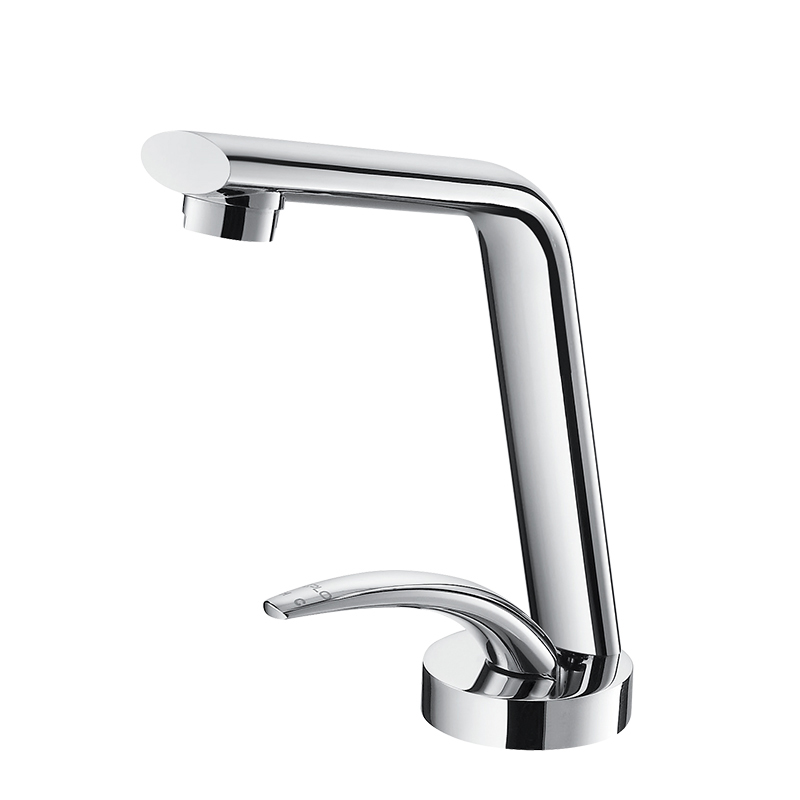 Kitchen bathroom full copper faucet basin wash creative personality single handle single hole water tap wx5151637 copper infrared intelligent automatic induction type single tap faucet wash