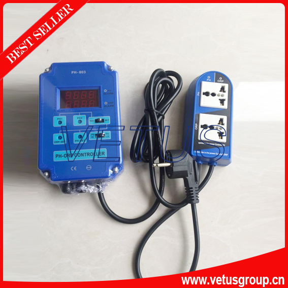Fast Shipping! PH-803 ph meter digital with PH ORP meter 1 99 19 99ph bench lab digital ph meter with orp