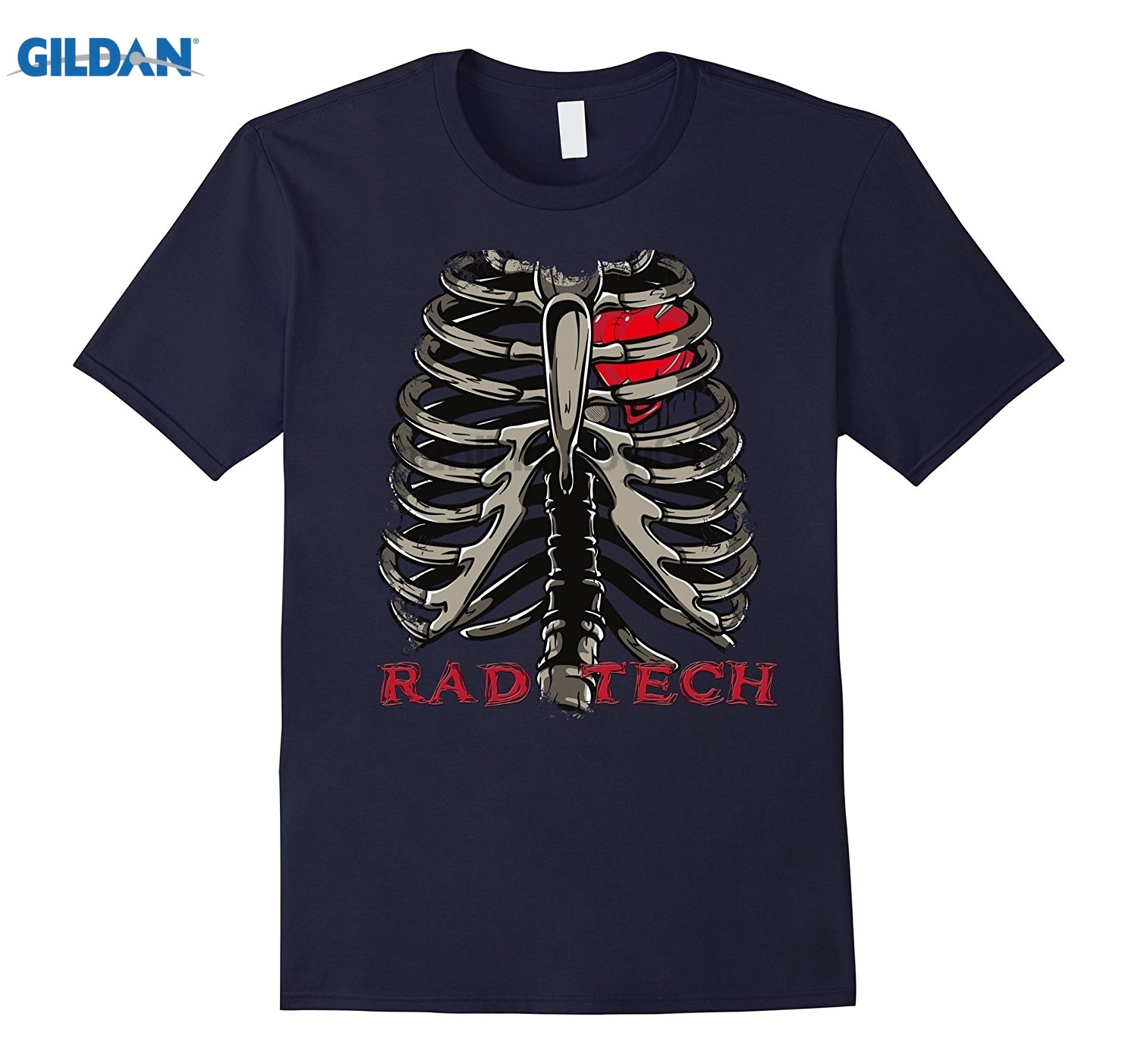 GILDAN Rad Tech T-Shirt, X Ray Radiology Xray Technician Tee Gift sunglasses women T-shirt