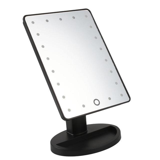 Косметический Макияж Подсветкой Рабочего Стола Стенд Макияж Зеркало с 21 Светодиодные