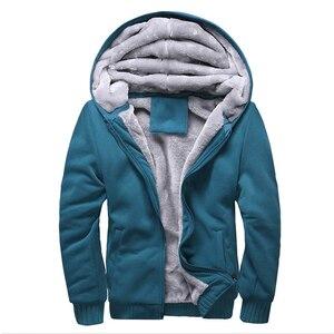 New 2019 Men Thermal Fleece Ho