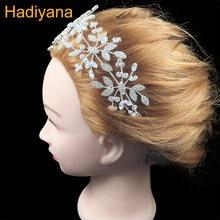 Тиары и короны hadiyana Новые цветочные формы простой темперамент