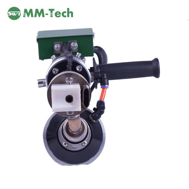 Machine de soudure dextrusion pour léquipement délevage de crevettes de système daquaculture de recirculation de PE PP