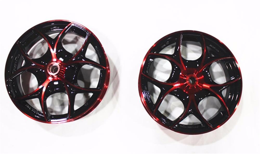 Motorcycle Wheel Rim Rims Set Front Rear For Yamaha AEROX ...